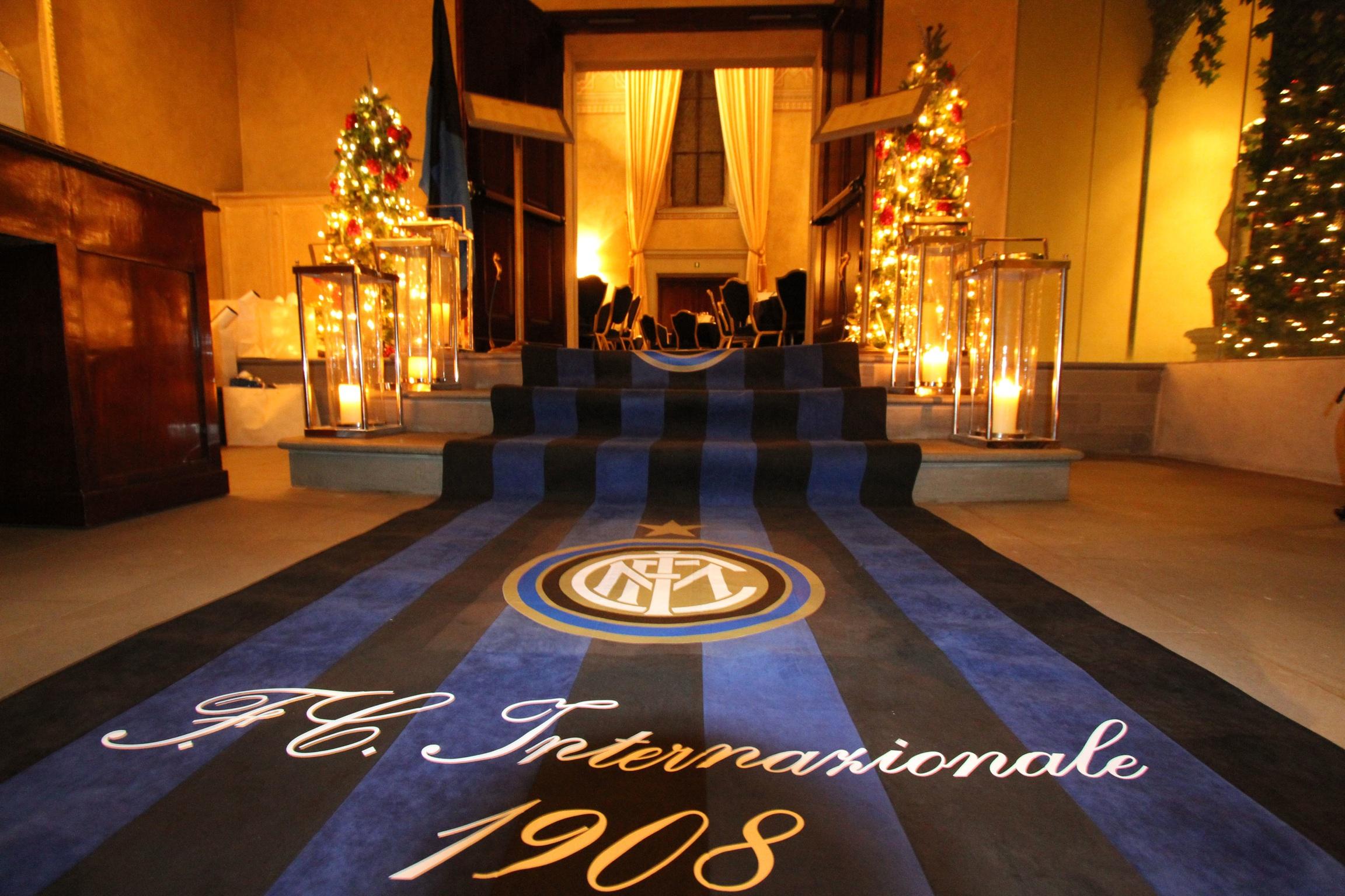 Auguri Di Buon Natale Inter.Dicembre 2014 Inter Club Firenze A Giacinto