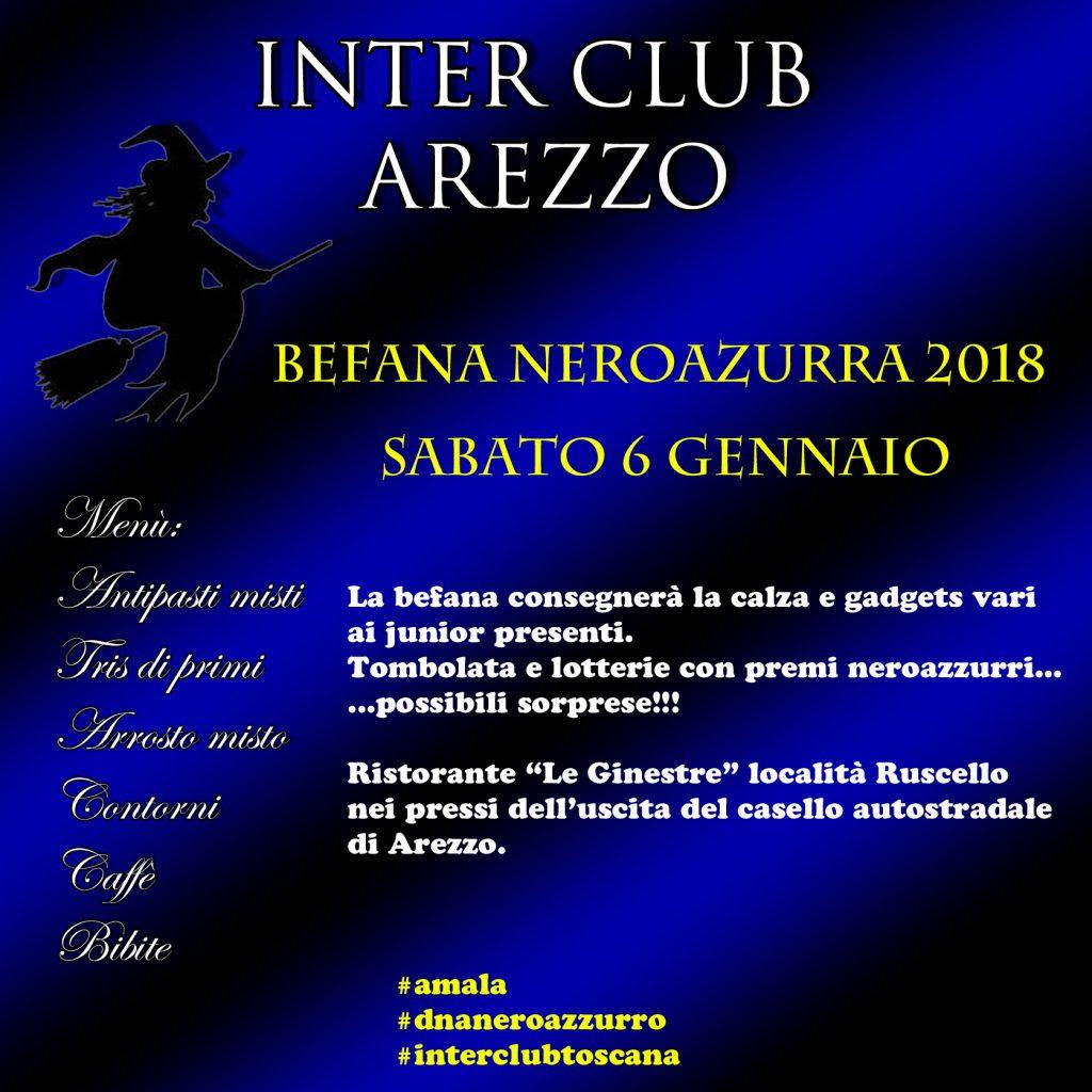 Foto E Video Della Befana Neroazzurra Ad Arezzo Inter Club Firenze